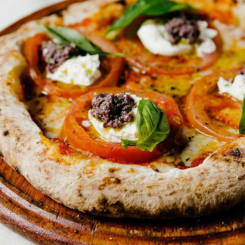 Delivery de Pizzas - Ráscal